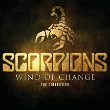 Scorpions - Wind of Change / Greatest Hits / Best Of Collection - NEU CD