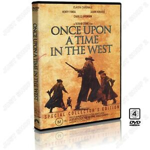 Once Upon A Time In The West DVD : (1968) Henry Fonda Movie : Brand New