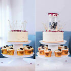 2 Layer Surprise Popping Cake Rack Holder Stand Wedding Birthday Party Decor