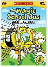 The Magic School Bus: Season Three [New DVD] Full Frame, 2 Pack