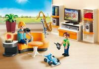 Playmobil #9267 Living Room for Modern House - New Factory Sealed