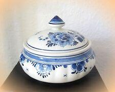 Keramiken Delft & Niederlande-Dosen