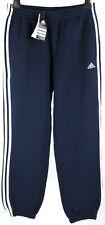 Adidas Sporthose 176 (D) = 36 (D) Damen blau Trainingshose Mädchen Jungen neu