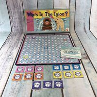 Who's In The Igloo? Board Game RARE Complete
