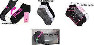 Ideology Women's 3 pairs Socks low cut performance socks