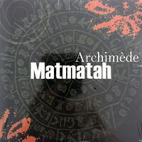 Matmatah CD Single Archimède - Promo - France (M/M - Scellé / Sealed)