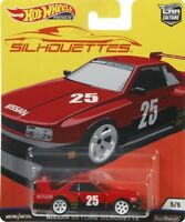 2019 Hot Wheels Car Culture Silhouttes - Nissan Skyline Super Silhouette 1/64