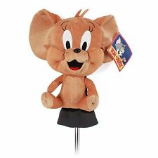Tom and Jerry Protective Golf Head Cover for 460cc Wood Driver by Creative Cover