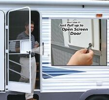 RV SCREEN DOOR OPENER FOR RV / MOTORHOME / TRAVEL TRAILER / CAMPER