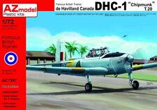 "AZ Model 1/72 de Havilland Canada DHC-1 ""Chipmunk"" T.20 # 7557"