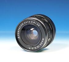 Pentacon auto 2.8/29 für M42 Objektiv lens objectif made in GDR DDR - (101502)
