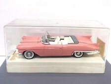 Vintage Solido Age d'or Cadillac Biarritz Cabriolet 4500 Made in France