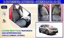 Coprisedili Nissan Qashqai 2016> Fodere per auto copri sedili Schienali set kit
