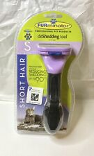 New listing Furminator® deShedding Tool for Small Cat with Short Hair- New