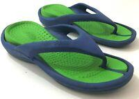 JIBBITZ By CROCS Youth XL (1Y-2Y) Sandals Thong Flip Flops