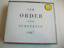 NEW ORDER - SUBSTANCE - 2 CD SET - 1999 RELEASE IN EXCELLENT CONDITION