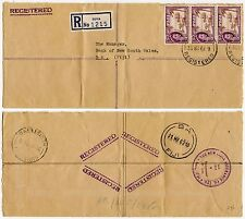 FIJI REGISTERED NEW INDIA ASSURANCE CO to BA BANK NSW 1962