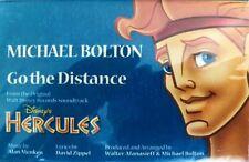 Collectible Disney Hercules Go The Distance Cassette - Michael Bolton - Sealed