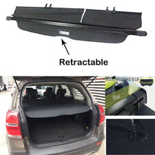 For 10-17 Chevrolet Equinox Luggage Tonneau Cargo Cover Security Trunk Shielding