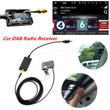 Car DAB Digital Tuner Radio Receiver Auto Android Navigation APP DVD USB Dongle
