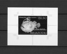NIUAFOOU MONOCHROME PROOF PROTECT OCEAN FOOTBALL FISH ONLY 20 MADE !! RARE h1914