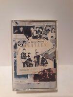 Vintage THE BEATLES - Anthology Cassette 2 Tape Set