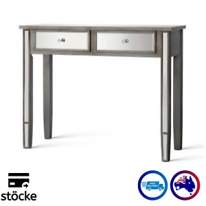 Artiss Mirrored Furniture Dressing Console Table Hallway Hall Drawers