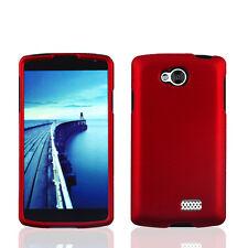 LG Optimus F60 Tribute Transpyre LS660 VS810PP Hard PC Snap-On Cover MS395 Case