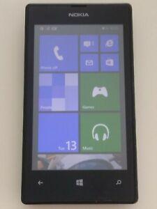 Nokia Lumia 520 - 8GB - Black AT&T Windows Smartphone CLEAN IMEI *FREE SHIP*