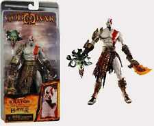 God of War II figura Kratos escudo dorado NECA