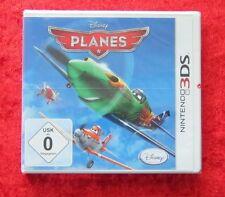 Planes über der Welt von Cars Disney, Nintendo 3DS Spiel, 3D, Neu, deutsche Vers