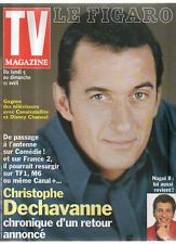 FIGARO TV 03/04/1999 christophe dechavanne nagui