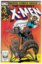 X-MEN #163 (VF/NM) Kitty Pride! Wolverine! Brood Cover Story Appearance! 1982