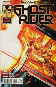 Ghost Rider Robbie Reyes #2 / 2017