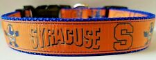 Syracuse University Dog Collar