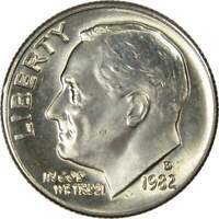 1982 D 10c Roosevelt Dime US Coin BU Uncirculated Mint State