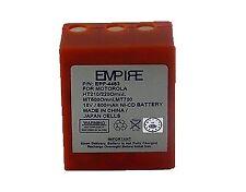 New 15V 600mAh Battery for MOTOROLA NLN4463, HT210, MT500/HT220 OMNI, MT700