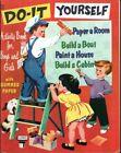 Do-It Yourself Activity Book #2538 Oversize 1956 Samuel Lowe File Copy