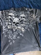 Extreme Couture T Shirt Large, Graphic Tee, Great Condition 2x Large