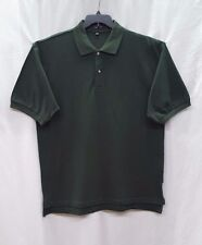 Inner Harbor IH-7001 Men's Mainsail Mesh/Pique Polo, Hunter Green, 2XL
