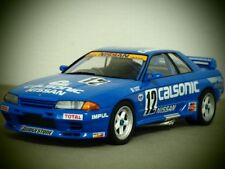 Tamiya Calsonic Skyline GT R Gr A Plastic model finished product from JAPAN