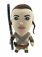 Star Wars Episodio Jazwares SW02325 VII Peluche Figura Con Rey 38 CM Juguete