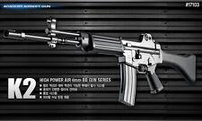 Academy K2 Air Gun Airsoft Gun Rifle #17103