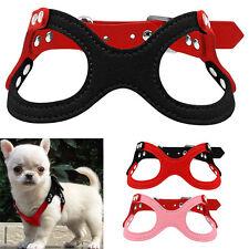Cute Small Dog Harness Vest Soft Harness for Chihuahua yorkie XXXS/XXS/XS/S Size