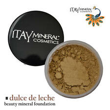 ITAY Beauty 100% Natural Mineral Full Size Foundation MF-5+ Free  Eye Liner