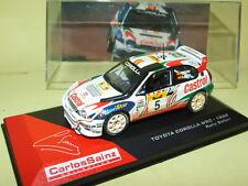 TOYOTA COROLLA WRC RALLYE SAFARI 1998 SAINZ  ALTAYA 1:43