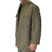 Genuine German Army Cold Weather NATO Parka Jacket. Size Medium Regular - GR 10