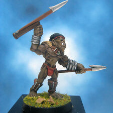 Painted Ral Partha Crucible Orc Javelineer I