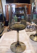 Set of 6 Colony Neel Smoke Mid Century Wine Glass - Other sizes available