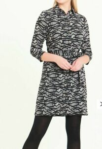 LOVELY SHIRT DRESS SIZE UK 16 GREAT CONDITION